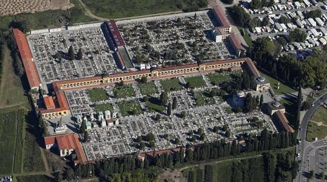 Il cimitero di Sant'Anna