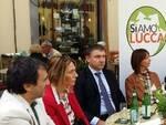 il gruppo consiliare di Siamo Lucca