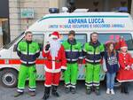 Il Natale a 4 zampe di Anpana Lucca