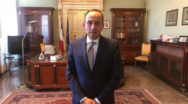 Il prefetto di Lucca, Francesco Esposito