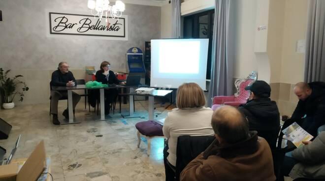 Ilaria Parrella incontra i cittadini per Piano strutturale e rifiuti zero