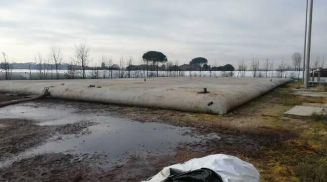 Impianto biogas San Donato di Santa Maria a Monte