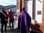Inaugurazione marginetta San Ginese di Compito