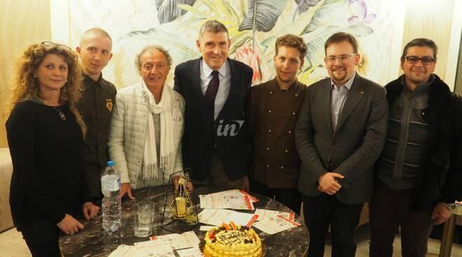 inaugurazione pasticceria dolcevita a san romano di montopoli