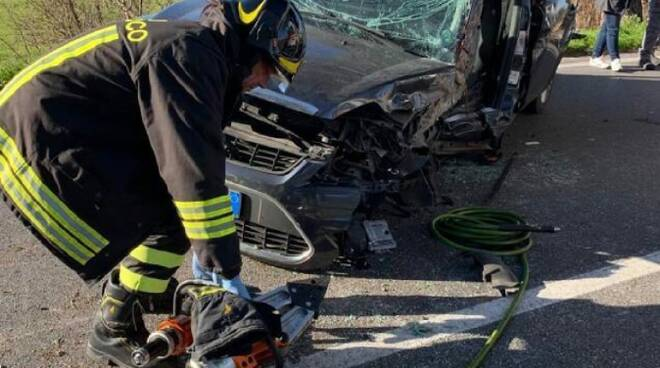 Incidente in via Aurelia nord