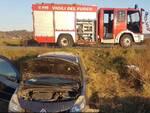 incidente Pontedera via delle Colline