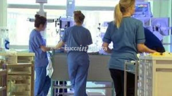 infermieri in corsia