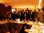 La cena di Natale del Bc Lucca