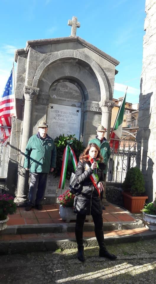 La commemorazione della battaglia di Sommocolonia