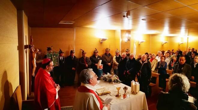 La messa di Santa Lucia al San Luca