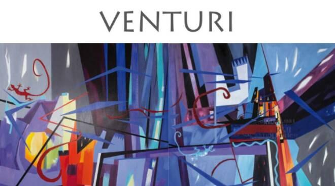 La mostra di Laura Venturi