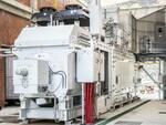 La nuova turbina a gas a Lucart