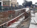 Lavori sottopasso piazzale Boccherini dicembre 2019