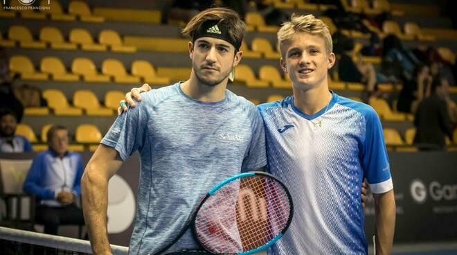 Le foto delle finali di A1 di tennis al Palatagliate di Francesco Francioni