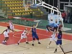 Le Mura Spring Basket Pegli serie B femminile basket