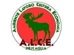 Logo associazione A.L.C.E. Alce Pescaglia