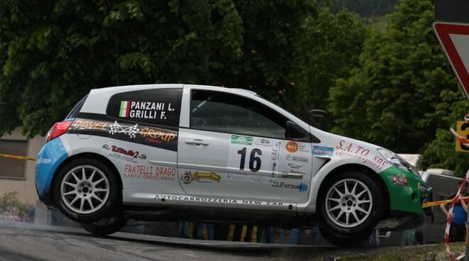 Luca Panzani motori rally 2019