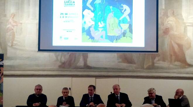 Lucca Classica svelato l'ospite dell'edizione 2020