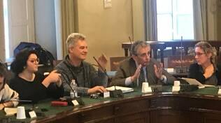 Lucca Crea in commissione consiglio comunale