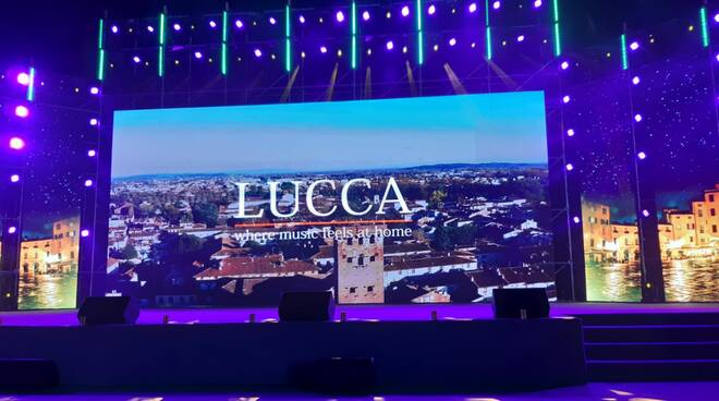 Lucca in Cina alla fiera del turismo
