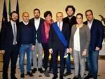 maggioranza Provincia di Lucca Luca Menesini bis
