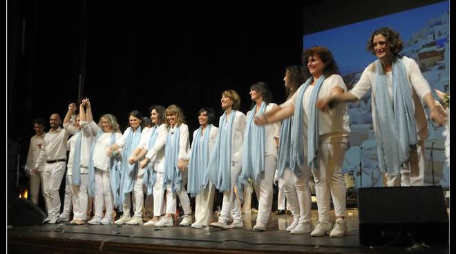 Mamma Mia Musical Teatro del Giglio