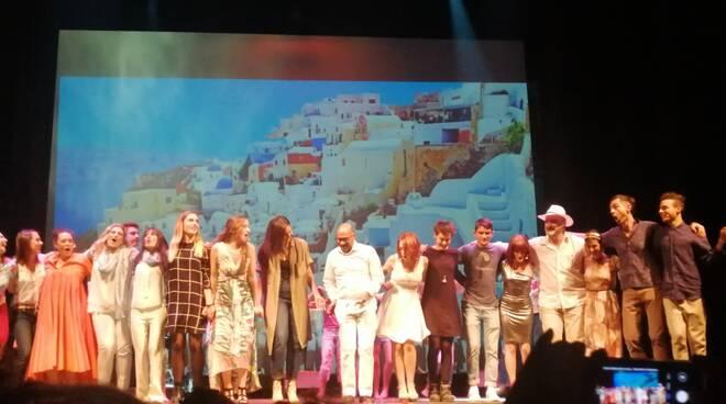 Mamma Mia! The Show al teatro del Giglio 10 dicembre 2019