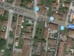 mappa via Sarzanese via Ducceschi Sant'Angelo Nave