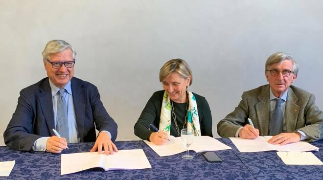 Marcello Bertocchini Centro studi Maria Eletta Martini inaugurazione 11 dicembre 2019
