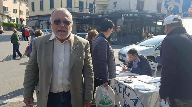 Marco Cordone consigliere comunale lega fucecchio