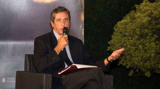 Marco Innocenti giornalista scrittore Lucca