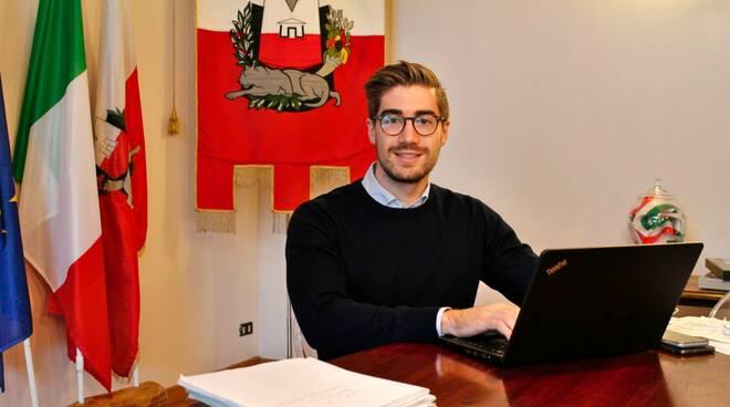 Matteo Francesconi assessore vicesindaco Capannori