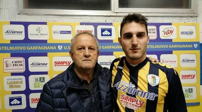 Mattia Brondi Castelnuovo Eccellenza 2019 2020