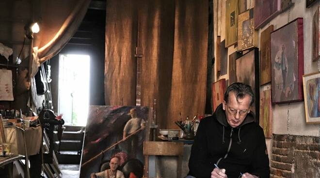 mauro petralli artista Montopoli Valdarno