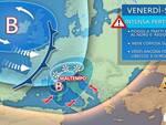 meteo Toscana settimana 16-22 dicembre 2019