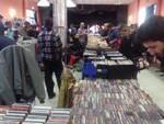 Mostra mercato del disco al Foro Boario