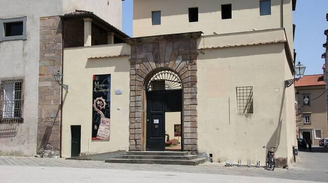 museo della cattedrale di Lucca