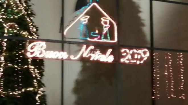 Natale a Ponte a Egola con presepe e luminarie
