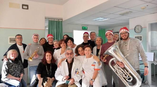 Natale ospedale Castelnuovo