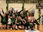 Nottolini Castelfranco B1 femminile 21 dicembre 2019