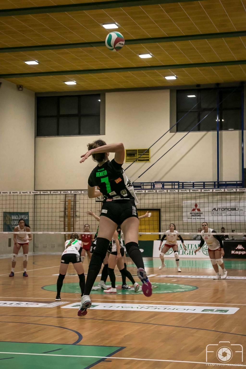 Nottolini Città di Castello pallavolo serie B femminile