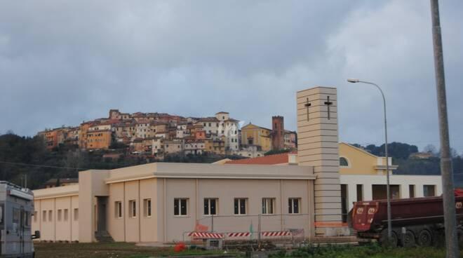 Nuova chiesa di Ponticelli di Santa Maria a Monte
