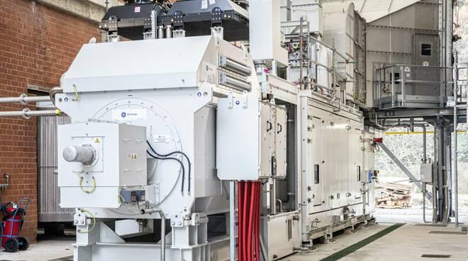 Nuovo impianto di cogenerazione alla Lucart