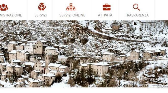 Nuovo sito web Unione Comuni Garfagnana