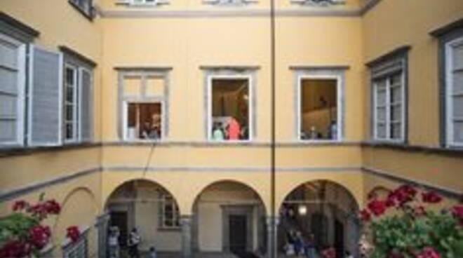 Palazzo Sani sede di Confcommercio Lucca