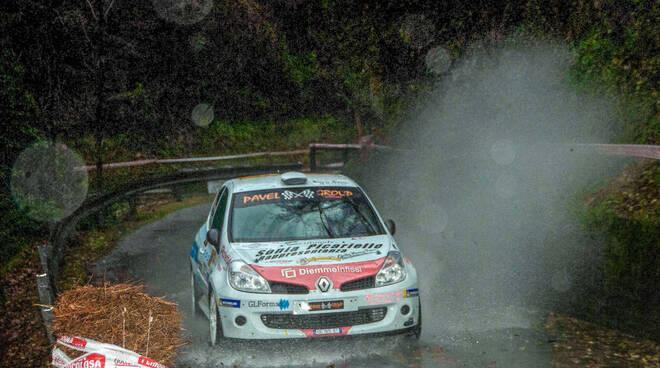 Panzani Pinelli Ciocchetto rally Castelvecchio Pascoli