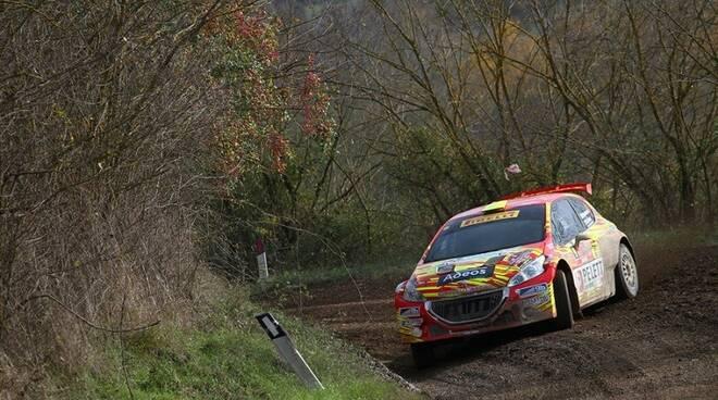 Paolo Andreucci Rally Ciocchetto