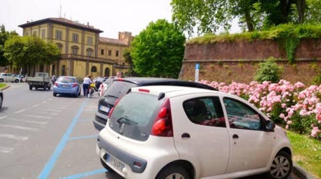 Parcheggi a Lucca