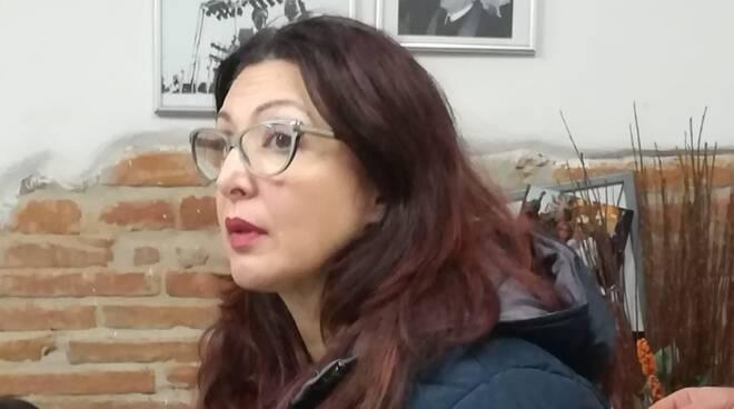 Patrizia faraoni segretario partio democratico santa maria a monte