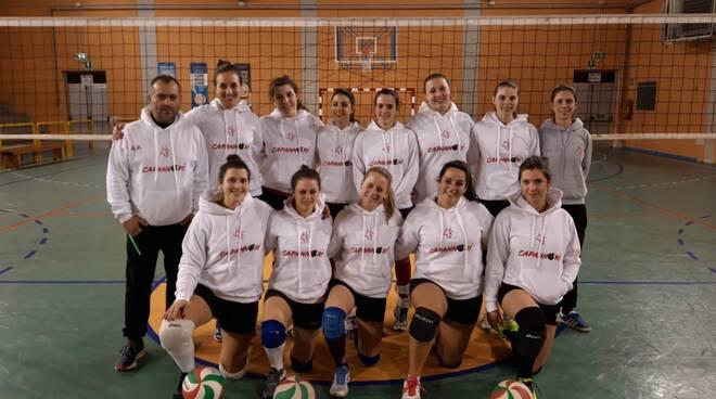 Polisportiva Capannori volley Uisp femminile